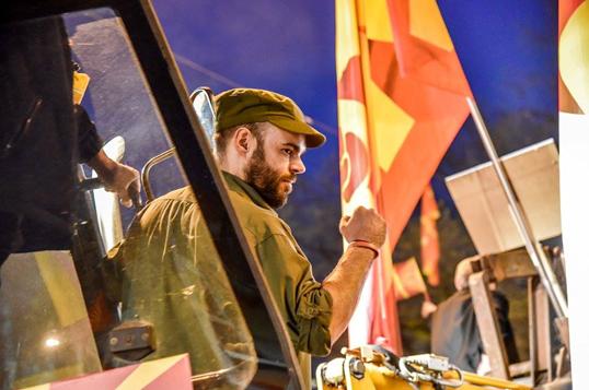 Илиевски: Се бориме да ја зачуваме оваа држава која ја имаме (ВИДЕО)