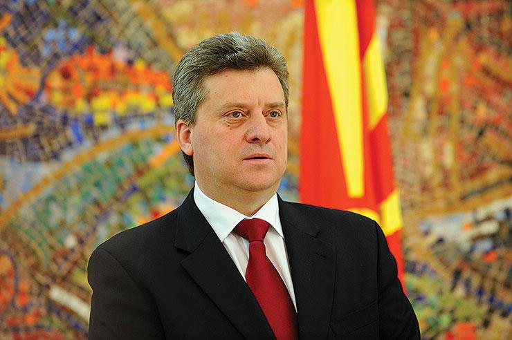 Британската препорака за влез на Македонија во НАТО без решен спор – резултат од посетата на Иванов на Лондон