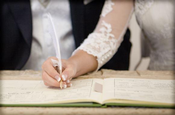 Нов закон стапува на сила: Наскоро венчавки без кумови