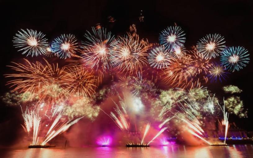 Првите земји ја дочекаа 2018-та, прославите во светот со засилени безбедносни мерки