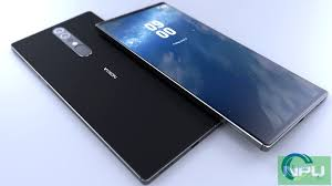 Нокиа 9 има 5,5 инчeн екран, отпорен е на вода и прашина