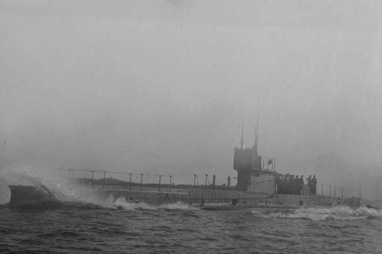 Австралиска подморница пронајдена по 103 години