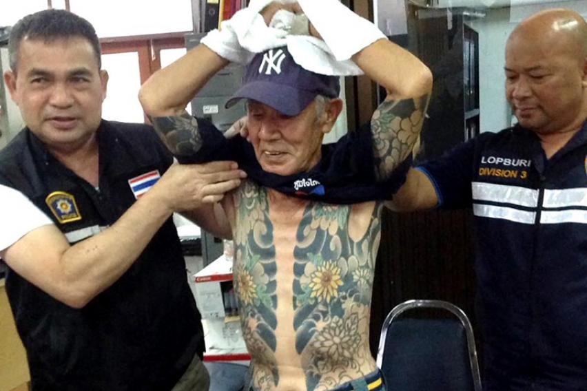 Лидерот на Јакуза фатен после 13 години бегство: Живеел повлечено, но го откриле фотографии на интернет