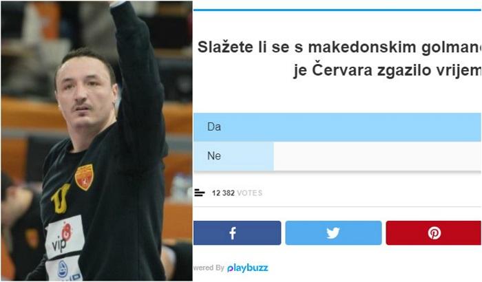 АНКЕТА: Дури 80% од Хрватите се сложуваат со Борко дека времето го згазило Червар
