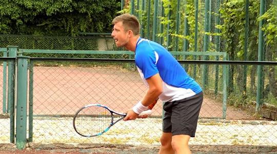 Јотовски без проблеми до четвртфиналето на фјучрсот во Тунис