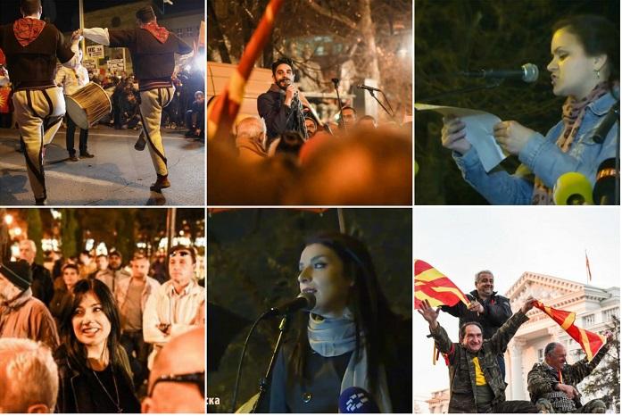 """Поддршката на Граѓанската иницијатива """"За Заедничка Македонија"""" беше едногласна: Неподелена и суверена заедничка Македонија!"""