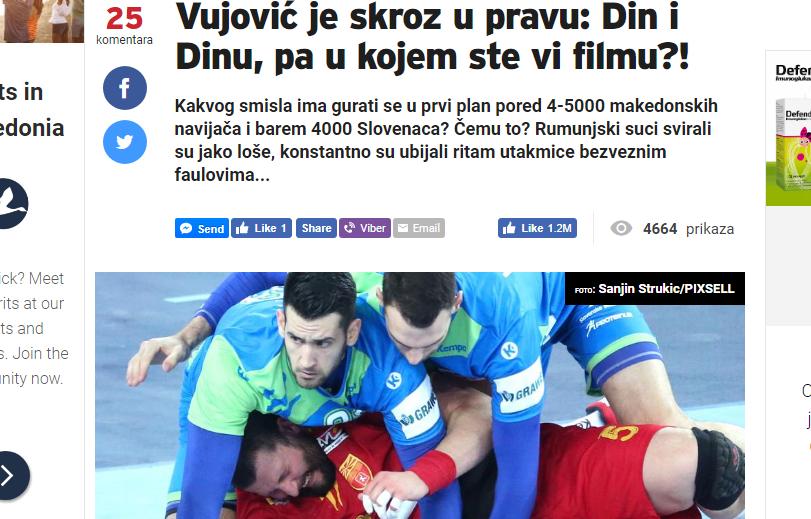 """Контроверзен текст на хрватски """"24 сата"""": Штетата за Словенија е направена и тука нема помош"""