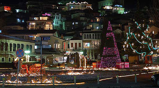Со гости од земјава и странство дочекана Новата Година во Охрид