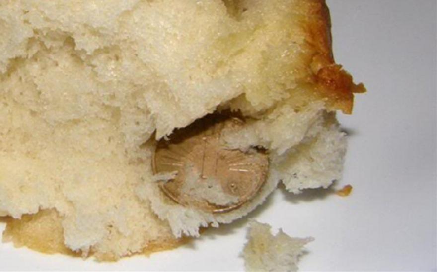 Лепче со паричка за Бадник или Василица?