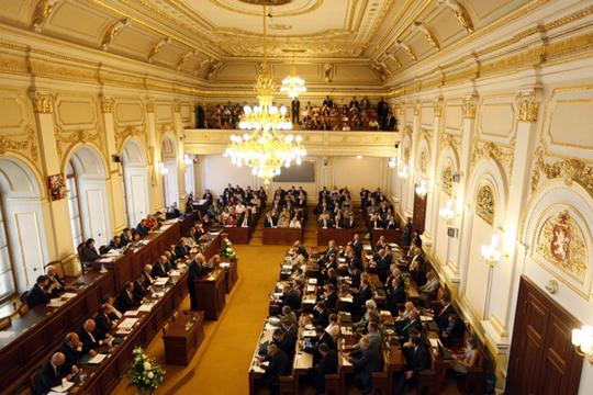 Чешкиот Парламент ќе гласа за доверба на Владата