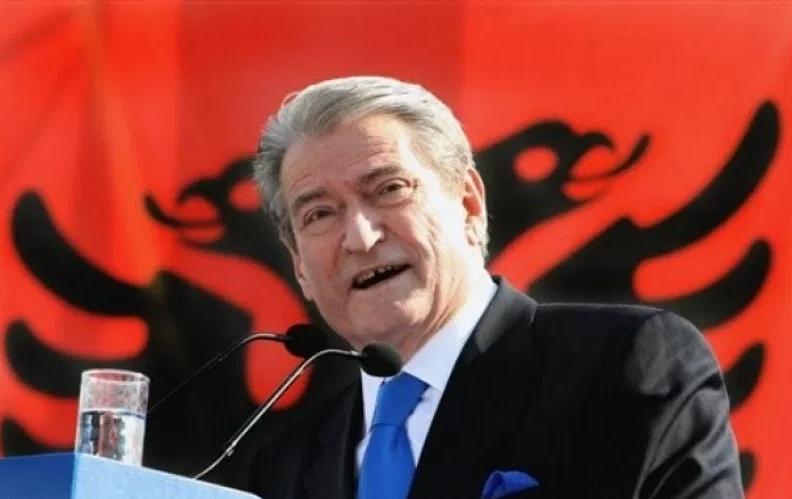 Бериша: Законот за јазици е победа за албанската нација