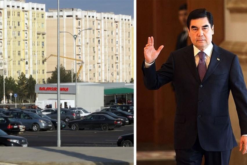 Неверојатна одлука: Претседателот на Туркменистан ги забрани црните автомобили- причината бизарна