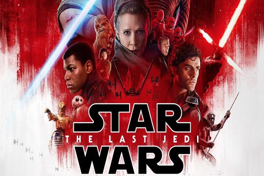 """""""Војна на Ѕвездите: Последниот џедај"""" за 20 дена заработи над милијарда долари"""