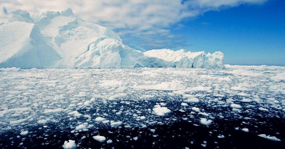 Топењето на мразот на Гренланд и Антарктикот има сериозни последици