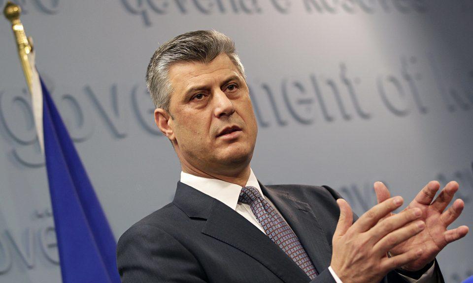 Тачи: Годинава ќе постигнеме историски договор со Србија