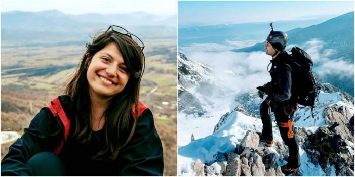 Се даваат изјави, останаа многу прашања: Зошто 50 лица планинареа на невреме и како се одвоија од групата Калина и Александар?
