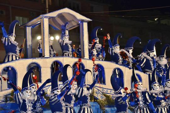 Струмица се загрева за карневалот