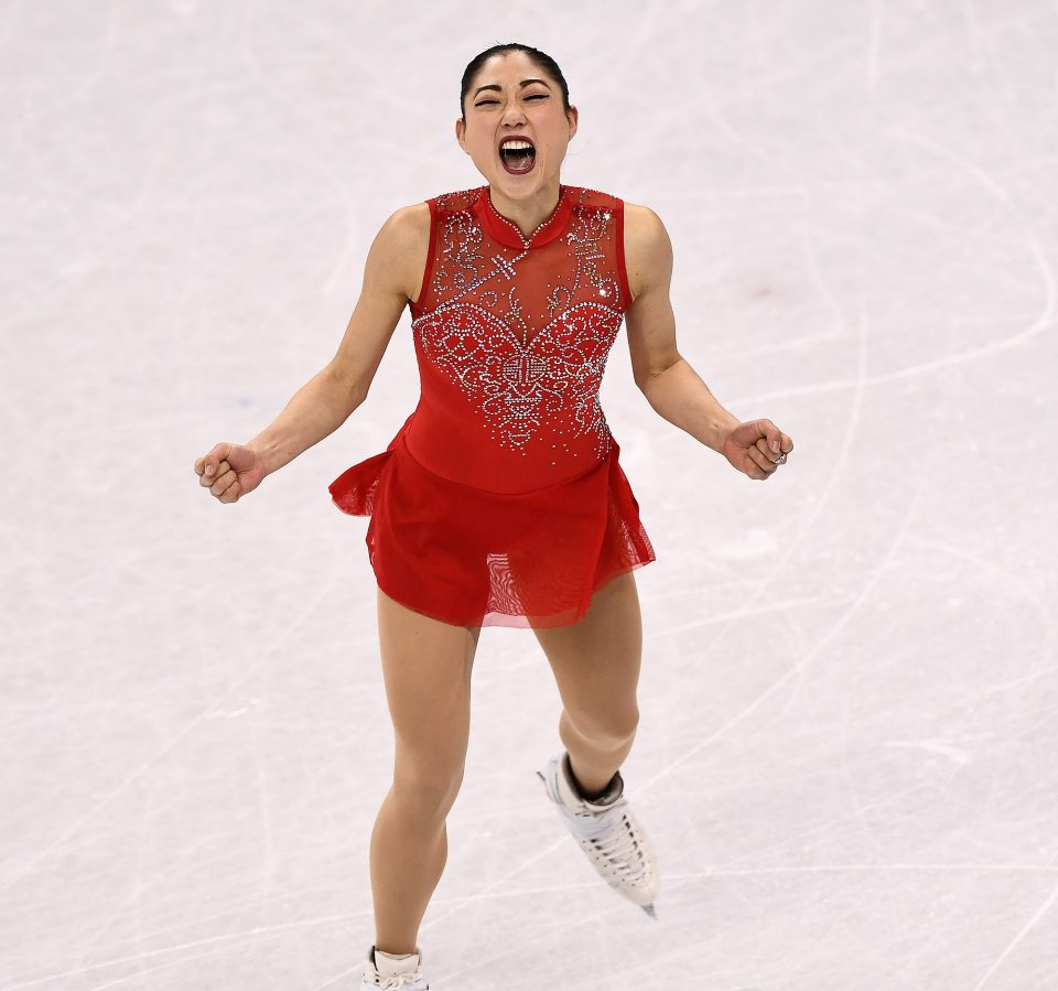 ВИДЕО: Олимпијка изведе еден од најтешките елементи во лизгање