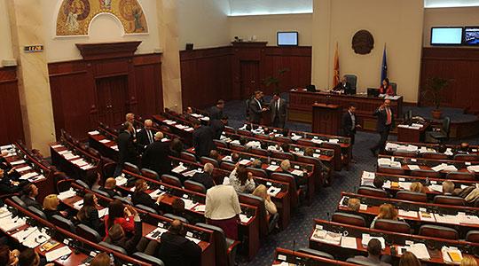 ВМРО ДПМНЕ нуди поддршка на реформските процеси на СДСМ  но под услов Заев да го повлече законот за јазици
