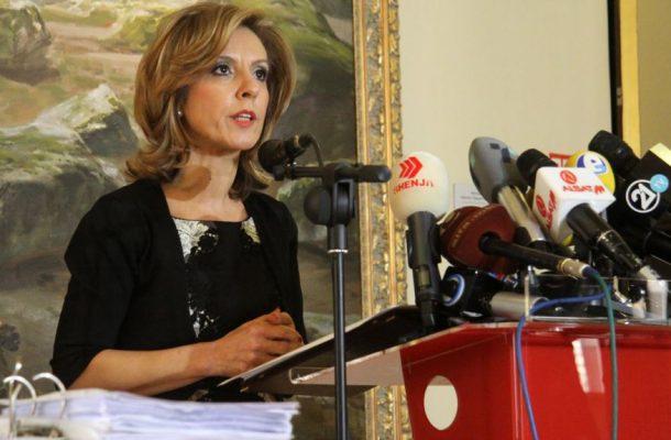 Канческа  Милевска тврди дека не е виновна за  Тендери   Ќе докажам дека нема никаква злоупотреба