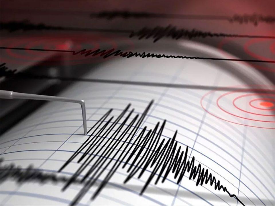 Земјотрес почувствуван пред неколку минути