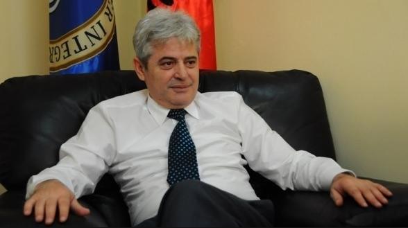 Ахмети: Време е за првиот премиер Албанец!