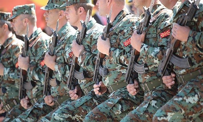 Иванов:Зголемување на буџетот на Армијата