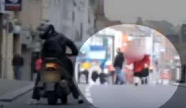 СУПЕР БАБИЧКА: Старица нападна шест насилници (ВИДЕО)