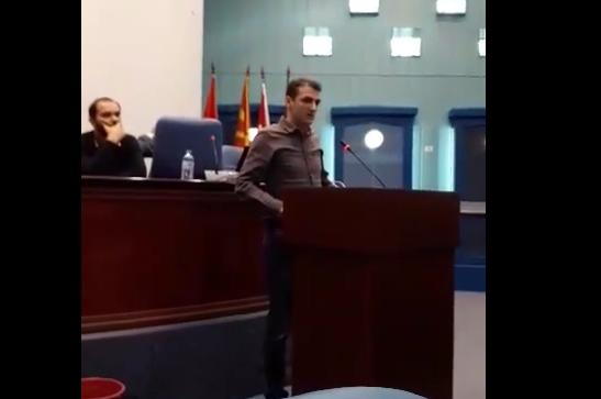 Советниците на ВМРО-ДПМНЕ во Чаир: Судските власти да престанат да бидат продолжена рака на СДСМ