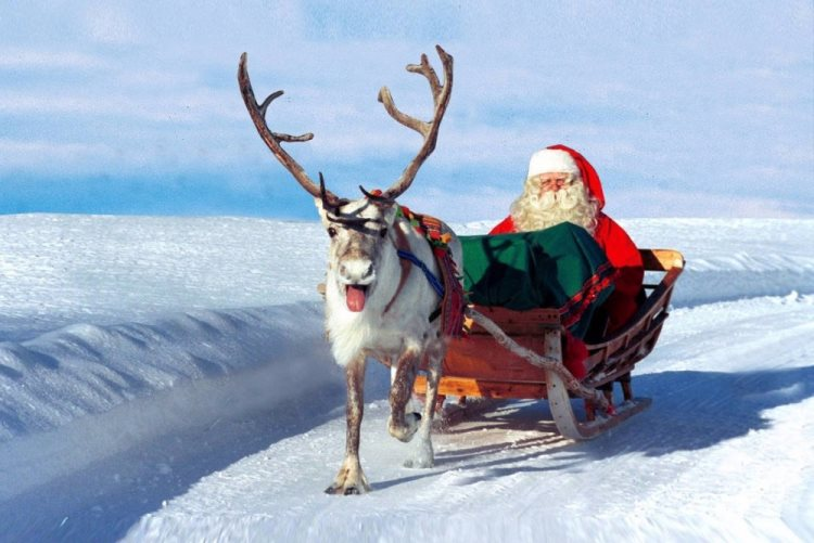 Сите легенди за Дедо Мраз