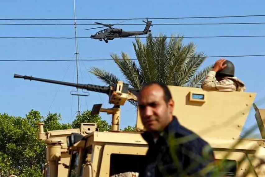 Египет погуби 15 мажи осудени за тероризам