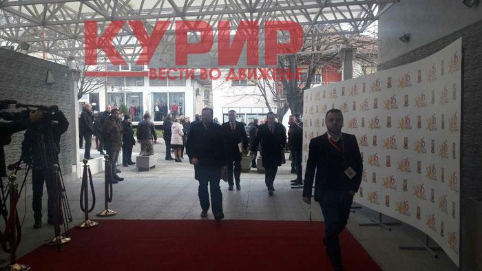 Димитриев: Согласно актите на партијата, Конгресот продолжува активно со работата
