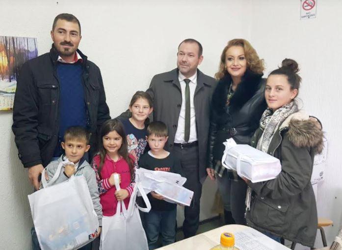 ЕВН Македонија со серија на донации за крајот на годината
