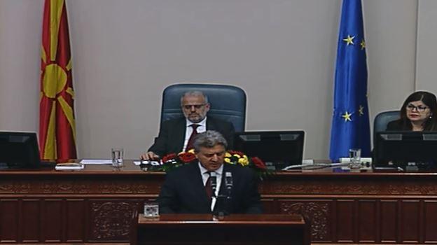 Иванов: Правдата завршува онаму каде почнува одмаздата, имаме пратеници со лисици без симнат имунитет во затвор