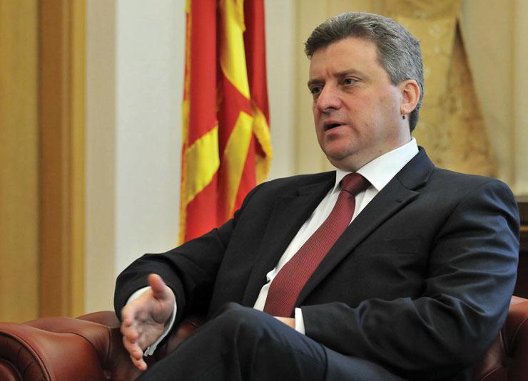 Претседателот Иванов со силна поддршка за борбата против насилство врз жените и домашното насилство