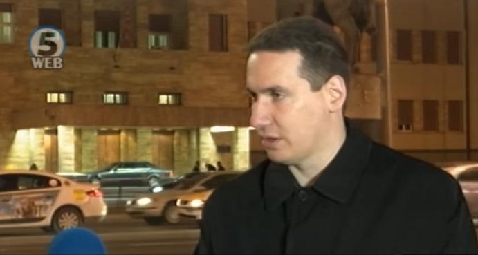 Ѓорчев:Продолжениот притвор го отежнува политичкиот дијалог, затворените треба да бидат со своите семејства