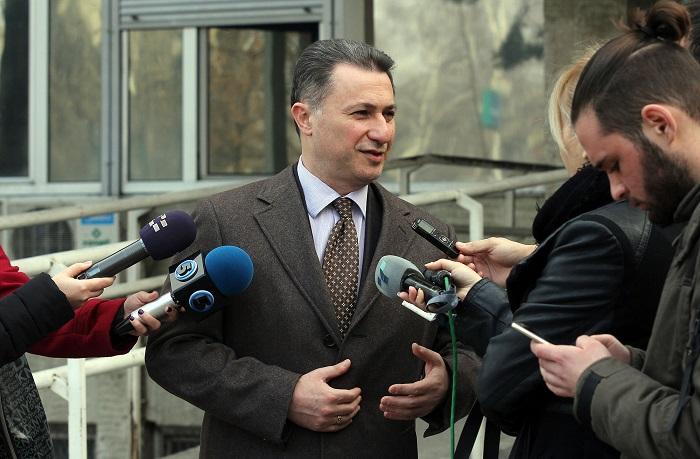 Груевски: Се измислија обвиненија без докази, Заев ми се одмаздува за 11 години порази