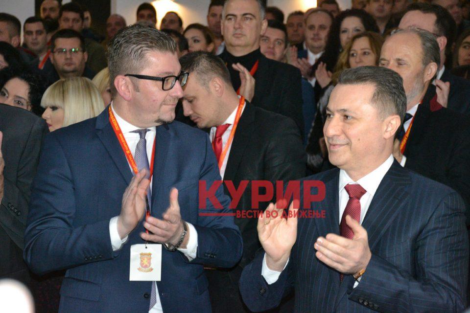 Груевски: ВМРО-ДПМНЕ е победничка партија и треба да избере победнички претседател- ВМРО е силно и никој не треба да го потцени
