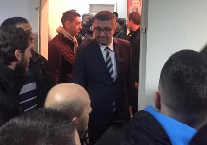 ФОТО: Мицкоски во посета на ОК на ВМРО-ДПМНЕ во Бутел- дочекан со аплауз и овации