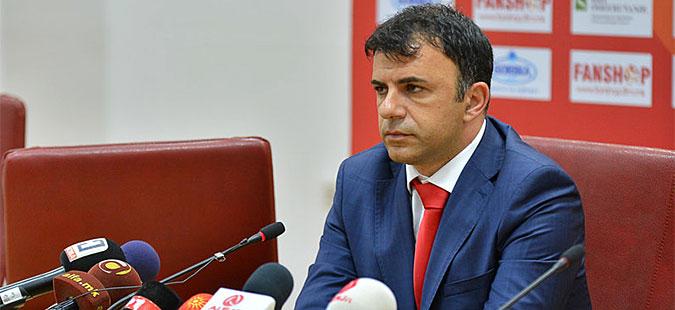 Ангеловски: Најуспешна година во историјата на македонскиот фудбал