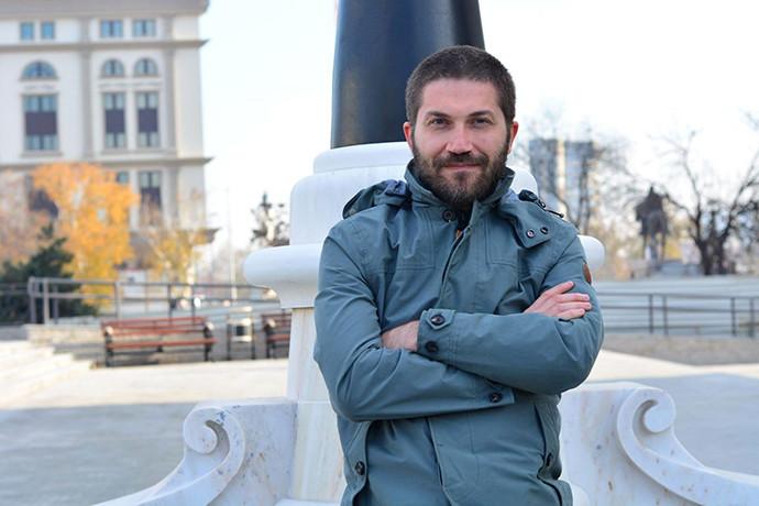 Игор Дурловски се прости од Беличанец (ФОТО)