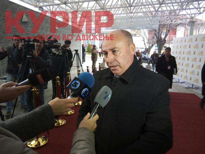 Захариев: Конгресот ќе биде демократски, ќе се избере ново раководство (ВИДЕО)