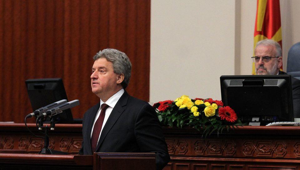 Иванов: Законот за двојазичност ја нарушува унитарноста на државата