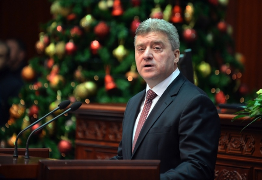 Истекува рокот Иванов да се изјасни за Законот за јазици