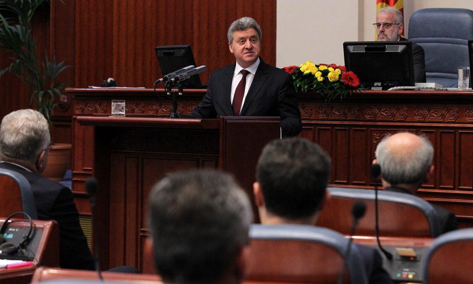 Иванов: Утврдување на одговорност на оние кои политички монтирале случаи, потребно е помирување