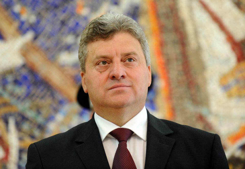 Иванов ќе ги прими акредитивите од амбасадорите на Египет и Канада
