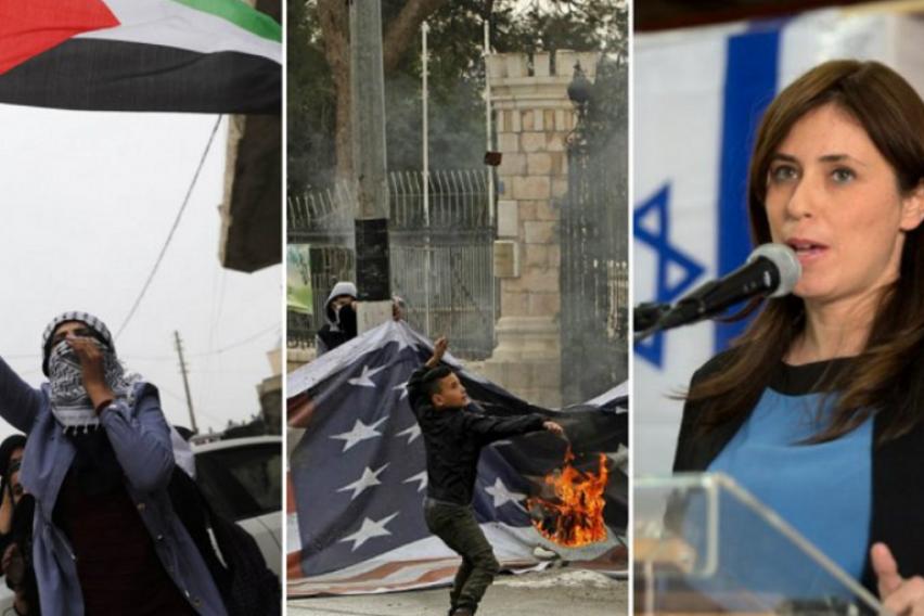 Израелците сигурни: Уште најмалку 10 држави ќе го признаат Ерусалим за главен град на Израел