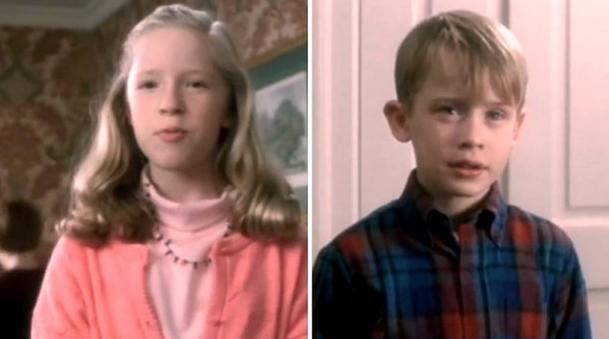 """ВИДЕО: Него го знаеме од """"Сам дома"""", а погледнете ја сестра му која исто така е актерка"""