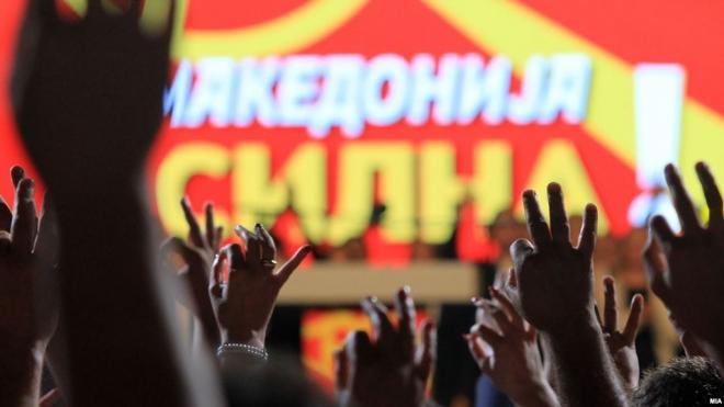 Мицкоски: Следете ме и оваа нова година ќе биде година на нова надеж, ВМРО-ДПМНЕ ќе се врати посилно од порано