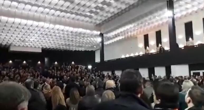 ВИДЕО: Овации и аплауз за Никола Груевски на Конгресот во Валандово